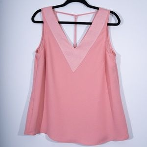 Antonio Melani Pink Top